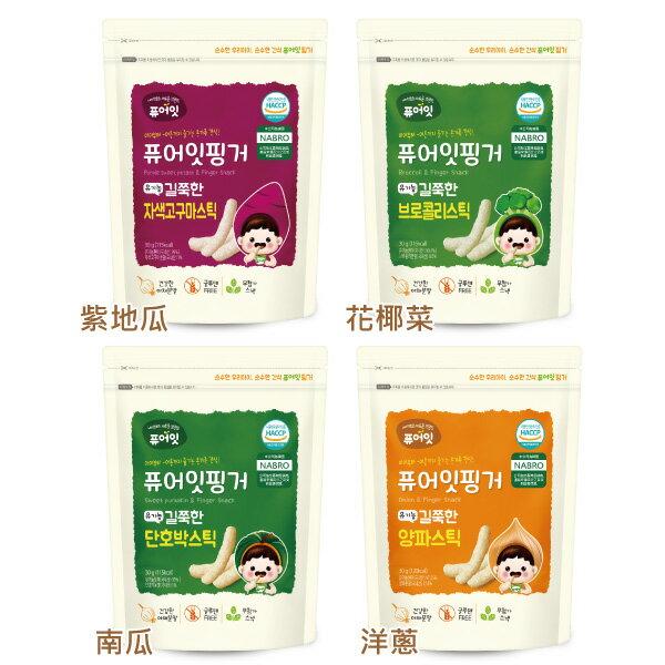 韓國 NAEBRO 條點心 / 餅乾 30g(4款可選)(6個月以上適用) (韓國進口)寶寶餅乾 / 米餅好窩生活節 1