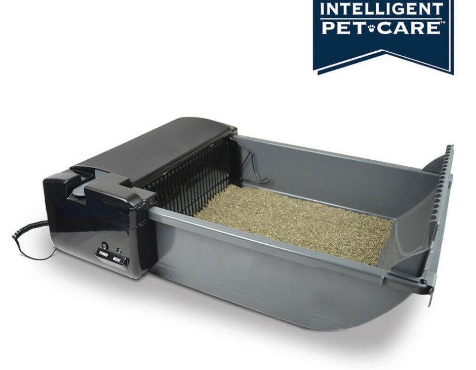 美國Smart Scoop智能檢測自動鏟貓砂機I 最新第三代設計!!