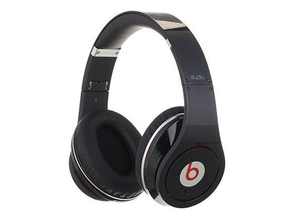 Beats by Dr. Dre Studio 監聽級耳罩式耳機 熱銷款 黑色 0