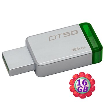 Kingston 金士頓 16GB 16G【DT50】Data Traveler 50 DT50 USB 3.1 原廠保固 隨身碟
