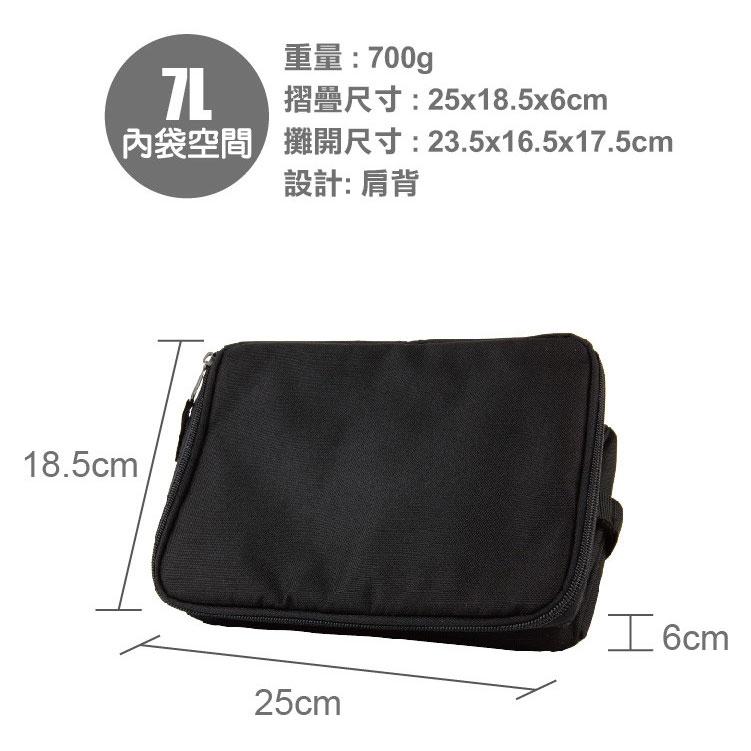 (2020) 美國 PACKiT 冰酷 方型便利冷藏肩背包 (忘憂森林) 7L 保冷袋 保冰袋 母乳袋 野餐袋 午餐袋 6