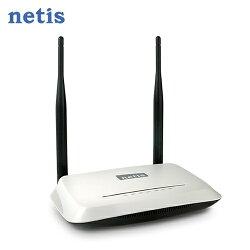 netis WF2419 300M 雙天線 白極光 無線寬頻分享器【加贈手機防水袋】【三井3C】