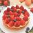 免運◆【食感旅程Palatability】6吋繽紛草莓塔 / 部落客強力推薦! 精選20顆有機大湖草莓+法式杏仁手工塔皮 3