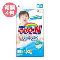 GOO.N 日本大王 頂級境內版紙尿褲L