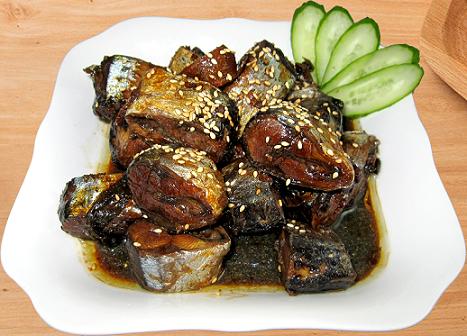 【瑞雪的廚房】照燒秋刀魚-360克