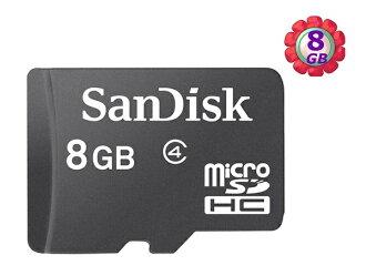 工業包 SanDisk 8GB 8G microSDHC【C4】microSD micro SDHC 記憶卡 手機記憶卡