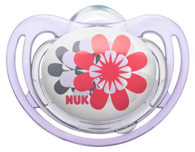 『121婦嬰用品館』NUK 舒適型矽膠安撫奶嘴 - 初生 1