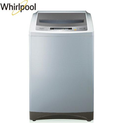 <br/><br/>  Whirlpool 惠而浦 WV15AN 15KG 亞太直立式洗衣機 (灰)<br/><br/>