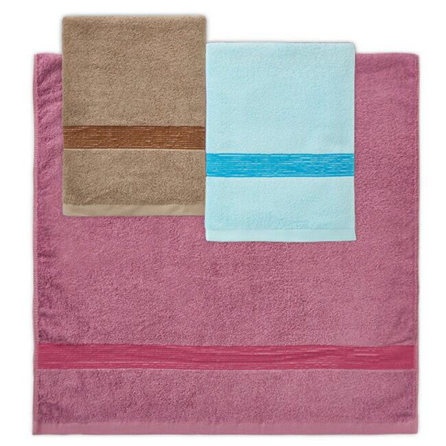 素色彩緞浴巾(TSA117)