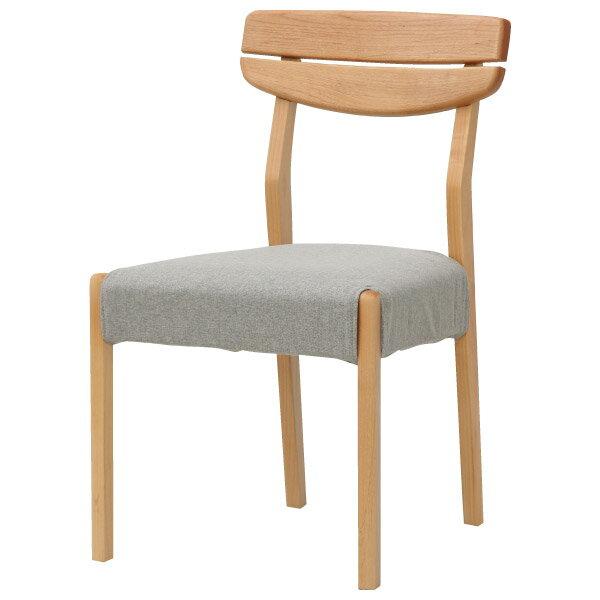◎實木餐桌椅四件組 ALNUS LBR 榿木 NITORI宜得利家居 4