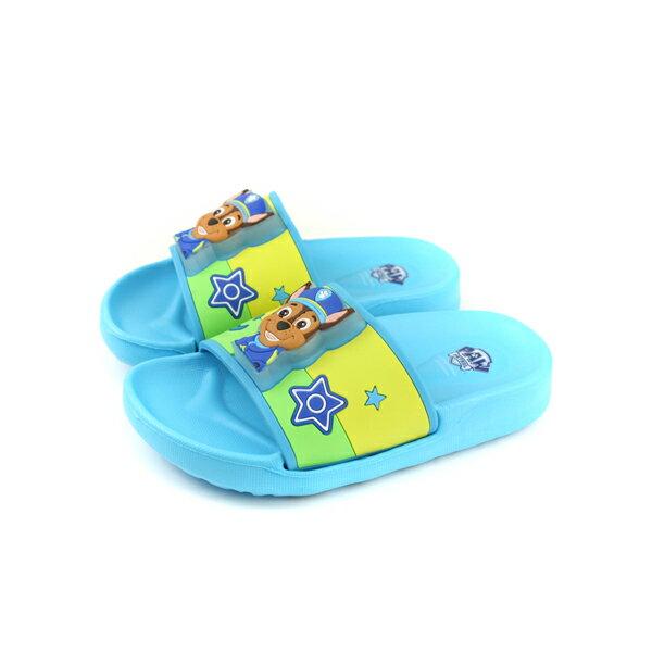 PAWPATROL拖鞋藍色中童D84719-550no932