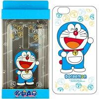小叮噹週邊商品推薦Doraemon 哆啦A夢 Asus Zenfone 2 (5.5吋) 彩繪透明保護軟套