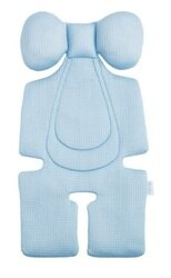 【淘氣寶寶】air cossi 超透氣抗菌天絲坐墊_嬰兒推車枕頭 (寶寶頭頸支撐款4m-3y)【首創頂級天絲 50%up吸濕排汗 】