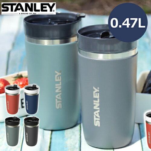 雙12 SUPER SALE 整點特賣 12 / 05 15:00 開賣 /  限量20個  / STANLEY 陶瓷真空保溫杯 隨行杯  /  0.47L 深藍色 0