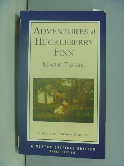 ~書寶 書T9/原文小說_ZAC~Adventures of Huckleberry Fi