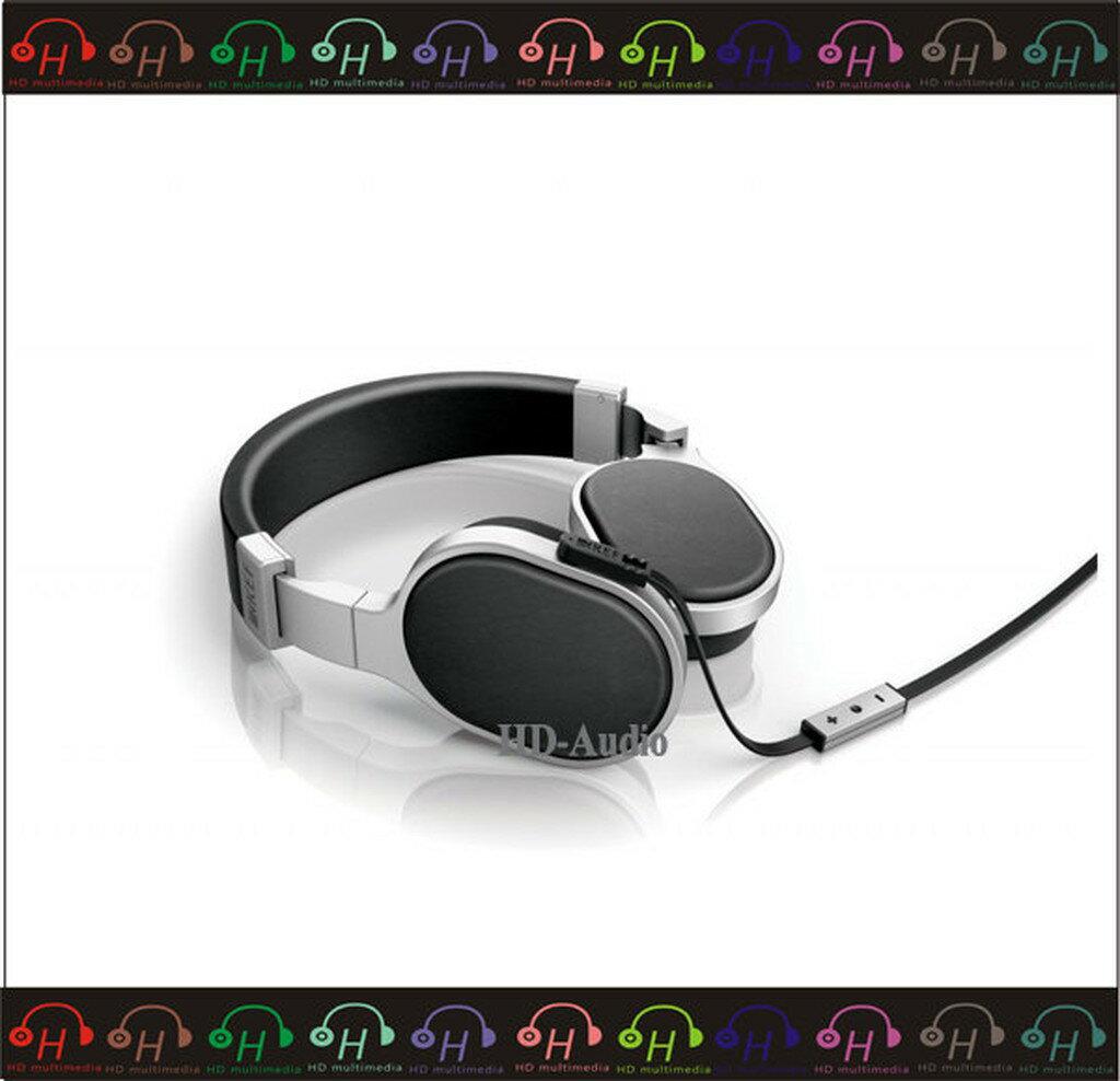 弘達影音多媒體 英國KEF M500 Hi-Fi 線控耳罩式耳機 公司貨 免運費!