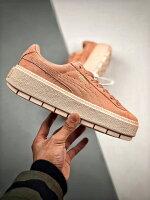 PUMA運動品牌推薦PUMA運動鞋/慢跑鞋/外套推薦到PUMA Platform Trace Block Wn's  蕾哈娜聯名 厚底松糕鞋    女款