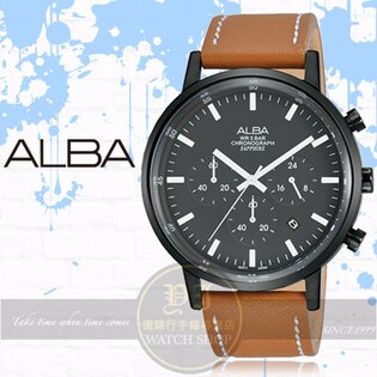 ALBA雅柏型男簡約時尚腕錶VD33-X296JAT3D37X1公司貨