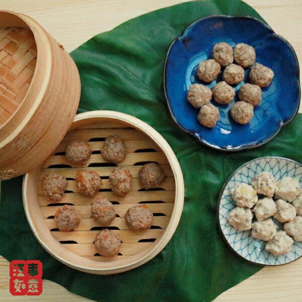 寵物狗鮮食:主餐【好汪餃】+ 點心【忍者丸太郎】(口味隨機出貨) 2