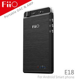 <br/><br/>  志達電子 E18 FiiO USB DAC + 隨身型耳機擴大機 SAMSUNG S4 Note3/HTC New One/SONY Z1/LG G2等Android手機都可使用<br/><br/>