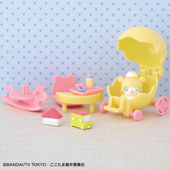 【Fun心玩】BD10494 麗嬰 日本 BANDAI 神仙精靈 精靈寶貝蛋 人偶 妮可莉 公仔 聖誕 生日 禮物