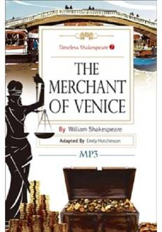 The Merchant of Venice: Timeless Shakespeare 7(25K彩色+1MP3)