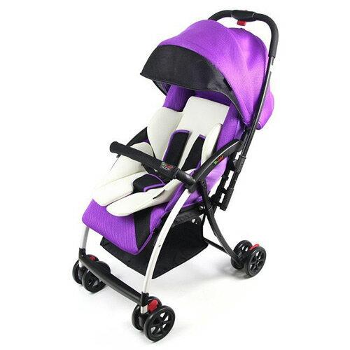 【奇買親子購物網】YIP-baby XQ-2188 網眼透氣布雙向推車