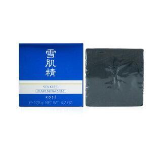 香水1986☆KOSE 高絲 雪肌精洗顏皂 無盒 120g