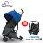 【贈提籃】荷蘭【Qunniy】ZAPP X FLEX 標準版嬰兒手推車(三輪/ 獨立雙把手)-11色 6