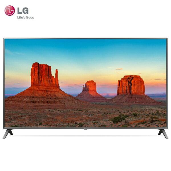 LG樂金86UK6500PWB電視86吋UHD4KIPS硬板(客訂商品)