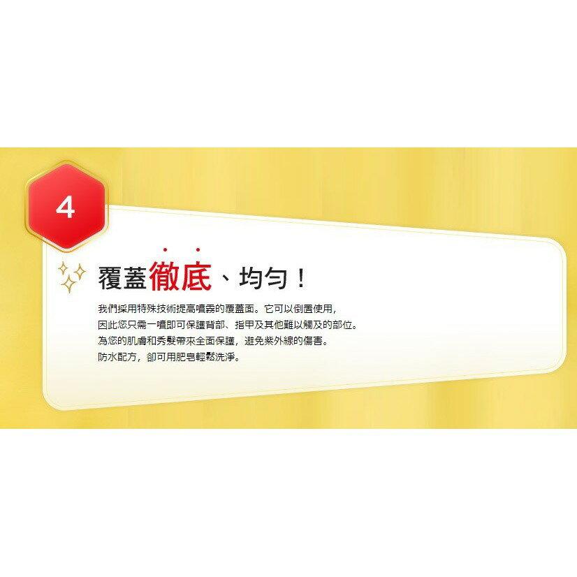 (小資族購物站) KOSE高絲 SUNCUT UV曬可皙 高效防曬噴霧 純淨皂香 清漾花果 50g 6