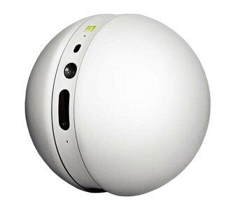 LG 球型機器人 ◆使用800萬畫素相機錄製FHD影像 ◆可透過藍芽喇叭播放聲音 ◆居家監控與寵物照護