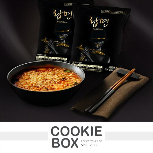 韓國 龍蝦 馬鈴薯 泡麵 114g 單包 超夯 限量 龍蝦麵 湯麵 愛馬仕級 鮮甜 Q彈 嚼勁 熱銷 *餅乾盒子*
