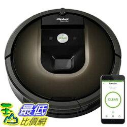 [15個月保固附虛擬牆一個] iRobot Roomba 985 Vacuum Robot 第9代掃地機器人吸塵器