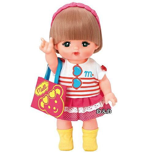 【 小美樂娃娃 】小美樂配件 - 橫條休閒服