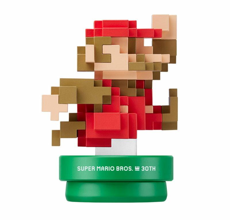 日版 amiibo 任天堂 Super Mario 超級 馬力歐 馬莉歐 30周年 紅色配色