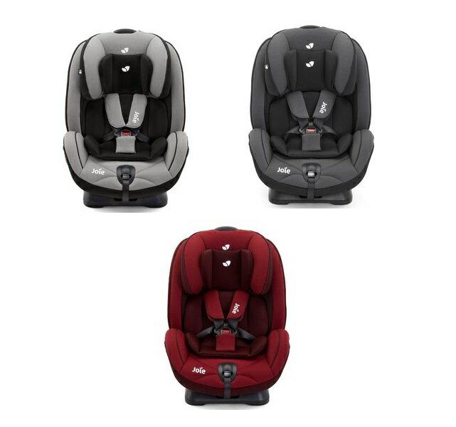 現貨供應-奇哥 Joie stages 0-7歲成長型安全座椅 (黑/灰/紅)JBD82200『121婦嬰用品館』