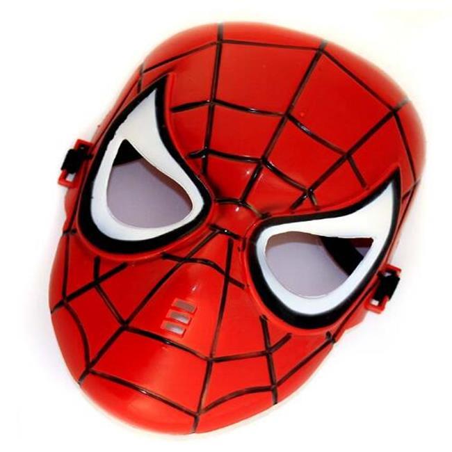 【塔克】蜘蛛人 蜘蛛俠(不發光款) 蜘蛛人面具 鋼鐵人 復仇者聯盟 萬聖節 COS