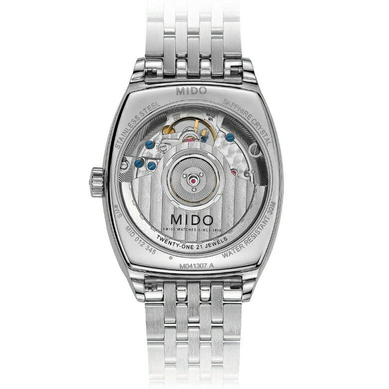 MIDO美度 M0413071101600 / 永恆系列機械腕錶