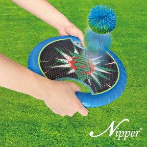 Nipper~~彈力球拍 一人或兩人對打 空曠場地
