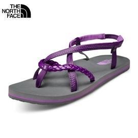 [ THE NORTH FACE ] 女 運動涼鞋 潘普洛納紫/銀灰 / 公司貨 NF00CXQ7GSJ