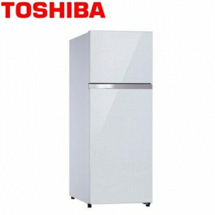 TOSHIBA 东芝 GR-TG46TDZ 409L 一级能耗双门镜面变频电冰箱 热线:07-7428010