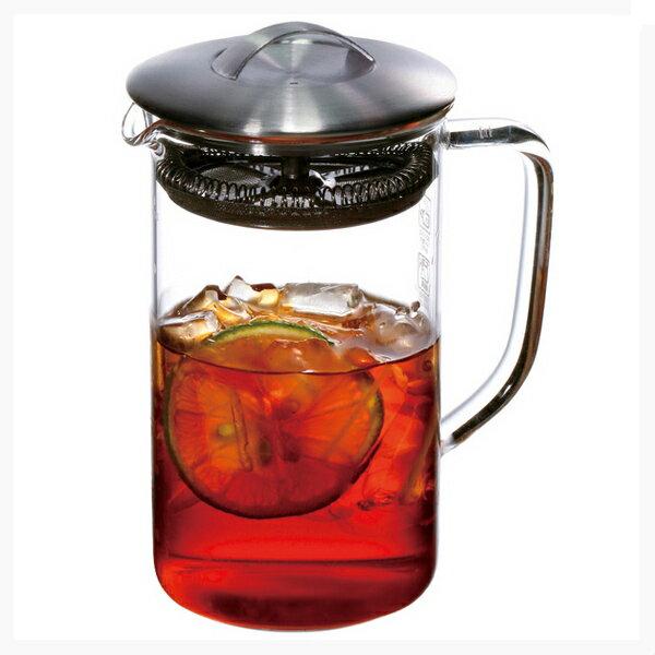 茶大師-單層玻璃壺(600ml)