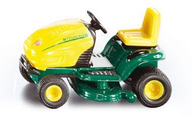 (卡司 正版現貨) 德國小汽車 SIKU 開放式 拖拉機 SU1312 兒童禮物 模型車 玩具車
