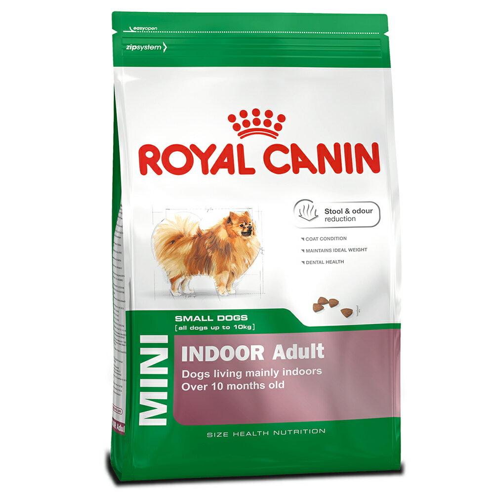寵物 狗飼料 ROYAL CANIN法國皇家小型室內成犬PRIA21