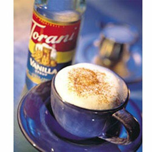 TORANI特朗尼~美國 果露糖漿~香草~750ml~良鎂咖啡吧台原物料商~