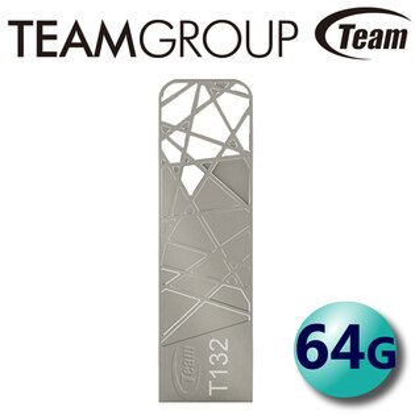 Team十銓64GBT132USB3.0隨身碟