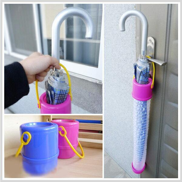 【aife life】B0391汽車車內雨傘架、傘套、雨傘防滴伸縮套,預防雨水弄濕車內!汽車用品,可掛吊桶設計可掛椅背 0