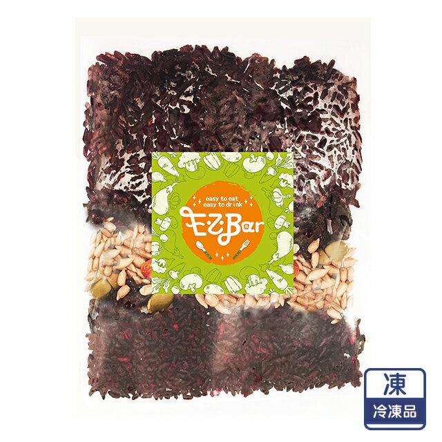 EZ bar-好養顏 100g 紫米、紅麴米、綜合堅果、黑芝麻、桂圓
