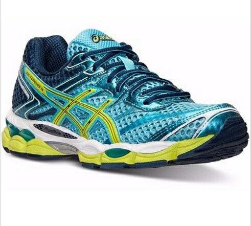 [陽光樂活](特價) ASICS亞瑟士-女慢跑鞋款 GEL-CUMULUS 16  D 寬楦 T490N-4089